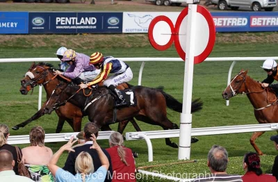 Kanos Ghirl wins at Musselburgh